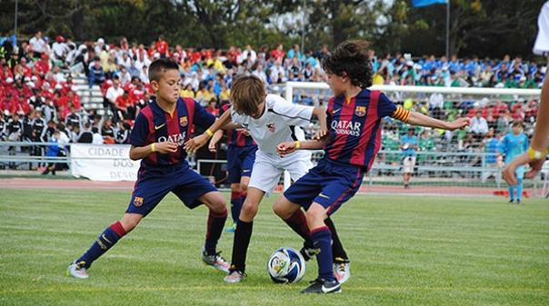 Mundialito de Futebol Infantil regressa a Vila Real de Santo António com equipas dos cinco continentes