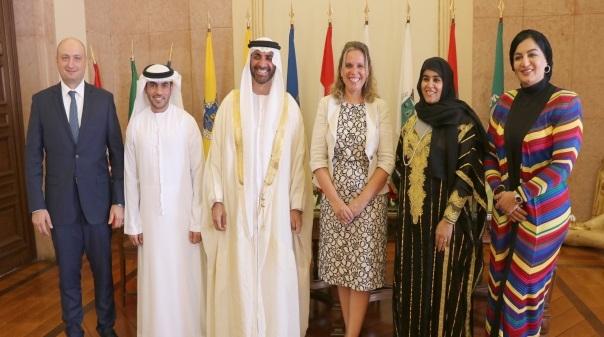 Sheik dos Emirados Árabes Unidos de visita a Silves 2a6245e46afc5