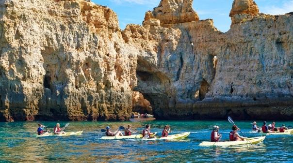 Algarve totaliza 10,7 milhões de dormidas entre janeiro e julho