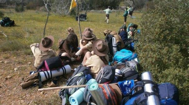 300 escoteiros de todo o Algarve em Olhão