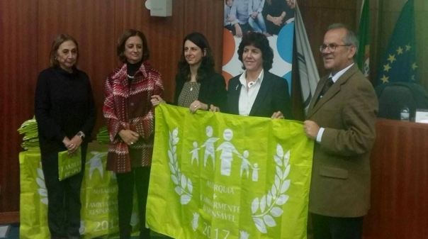 Mealhada recebeu Bandeira Verde de autarquia amiga das famílias