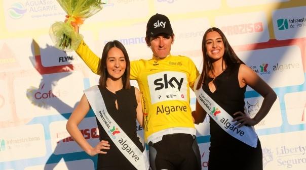 Nélson Oliveira sobe ao pódio da Volta ao Algarve