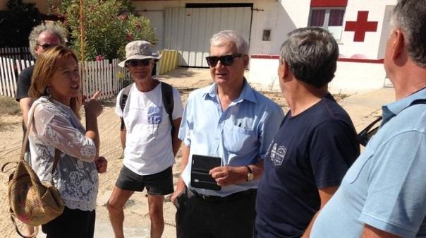 Bloco de Esquerda recomenda ao Governo a imediata suspensão de novas demolições na linha da Culatra