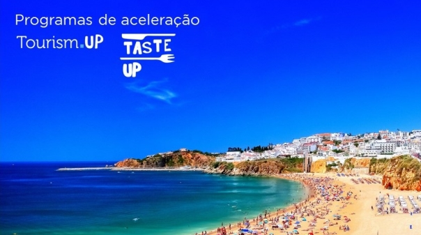 Tourism UP e Taste UP com passagem por Albufeira