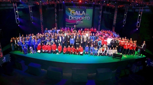 Mais de 300 atletas homenageados na Gala do Desporto de Albufeira