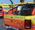 Grávida foi auxiliada na praia dos Careanos em Portimão
