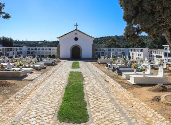 Câmara de Lagos inicia ampliação do cemitério de Bensafrim