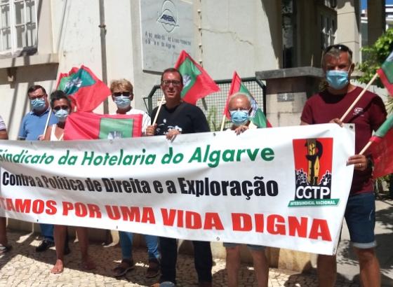 Sindicato da Hotelaria do Algarve exige à AIHSA revisão do contrato coletivo de trabalho