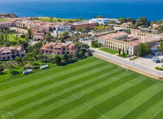 FC Bayern Munique escolheu resort de Lagos para preparar Liga dos Campeões