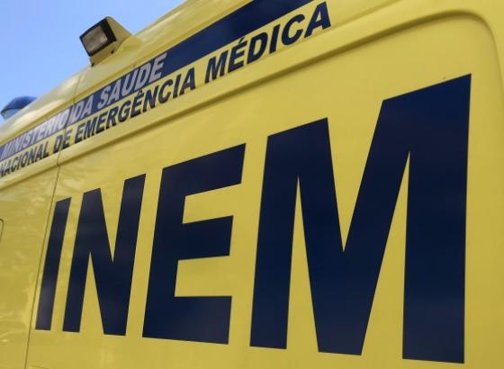 Aljezur:Quatro feridos em acidente aparatoso na EN120