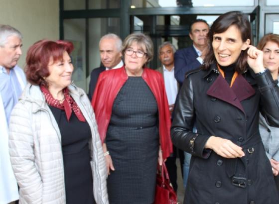 Jamila Madeira diz que volta para o parlamento e o seu papel na política continua