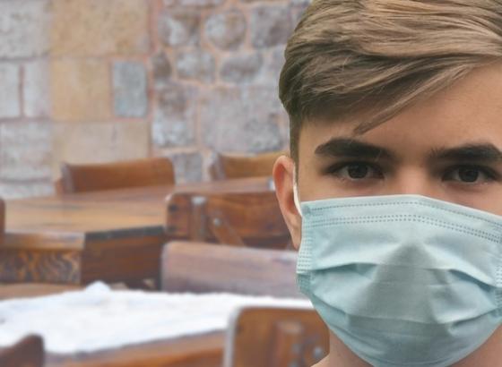 Faro:Turma do secundário fica de quarentena depois de caso positivo de covid.19