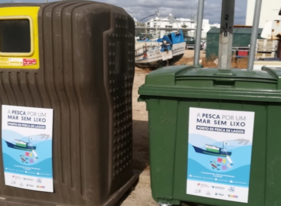 """Algar é parceira da campanha """"A Pesca por um Mar sem Lixo"""""""