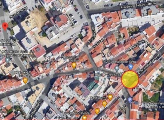 Autarquia de Silves alerta para corte de tráfego em artéria de Armação de Pêra