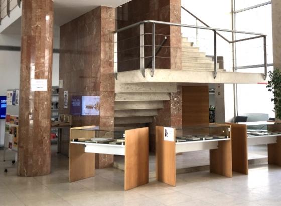 """Em tempo de confinamento Biblioteca Municipal de Faro mantém empréstimo por """"take away"""""""