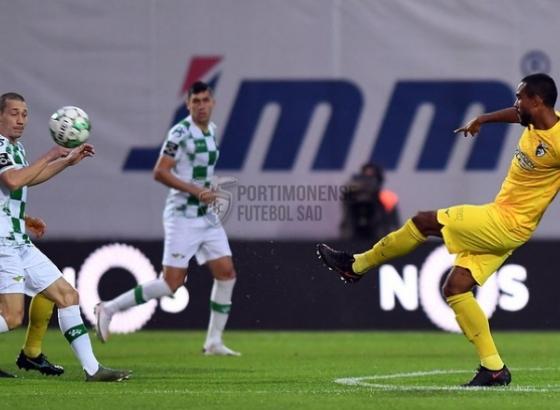 I Liga:Portimonense empata em Moreira de Cónegos