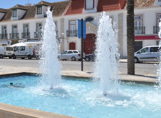 Autarquia requalifica espelhos de água da frente ribeirinha de Vila Real Sto. António