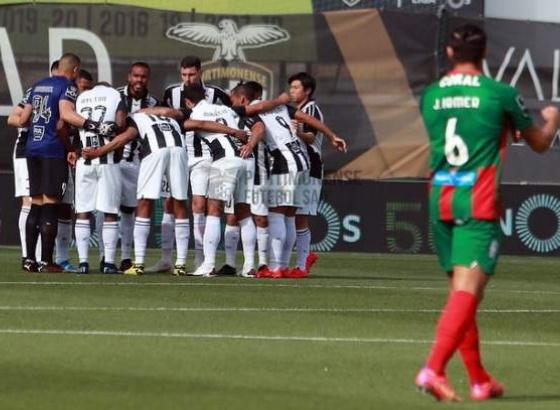I Liga: Portimonense empata 0-0 em casa diante do Marítimo
