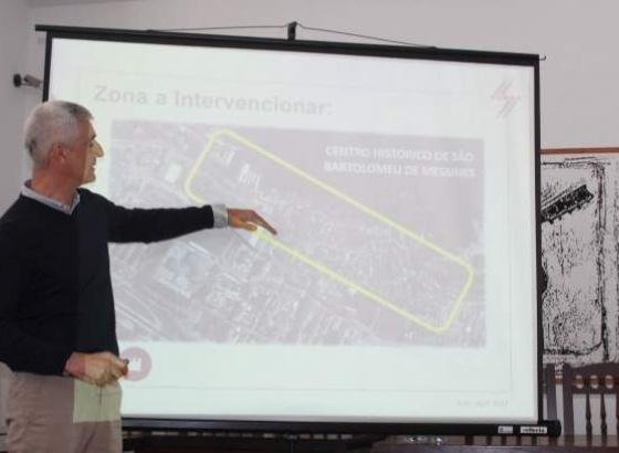 Requalificação do centro histórico de São Bartolomeu de Messines deverá arrancar no último trimestre de 2021