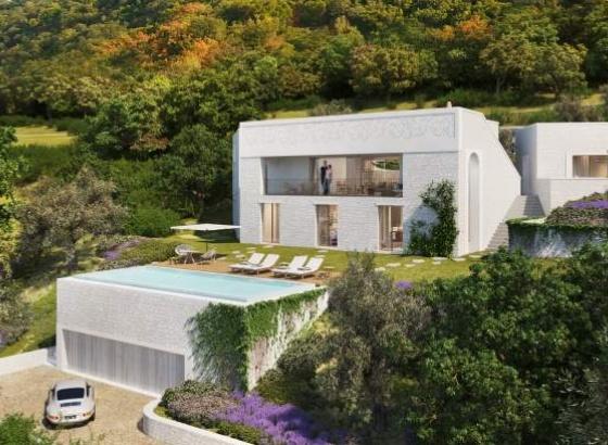 Ombria Resort inicia investimento de 30 milhões de euros com a construção da primeira Villa Alcedo