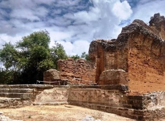 Saiba o que o DiVaM e as Ruínas Romanas de Milreu lhe reservam ainda este mês