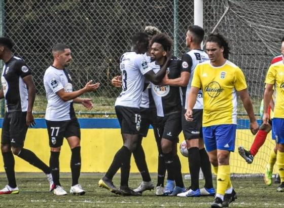 Taça de Portugal: Farense bate São Roque por 3-0