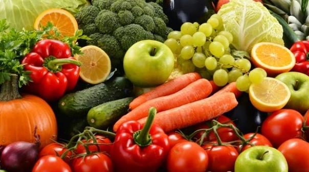 """Fruta e vegetais são """"a chave"""" para uma vida longa e saudável"""