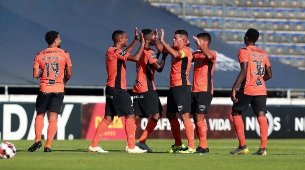 I Liga:Golo solitário de Vaz Tê reforça esperança do Portimonense na manutenção