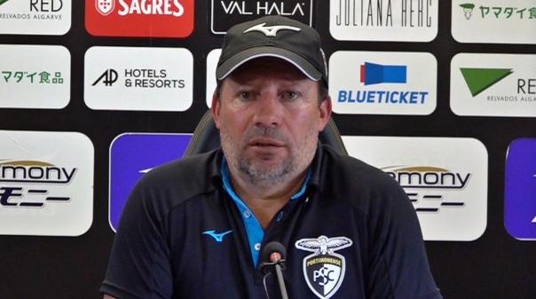 Paulo Sérgio pede determinação e competência para jogo dificil com o Rio Ave