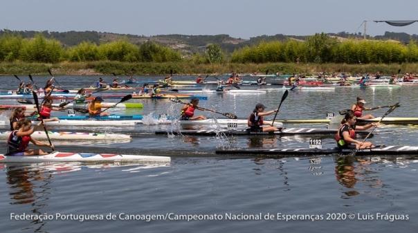 Covid.19:Castores do Arade regressaram à competição no Campeonato Nacional de Esperanças