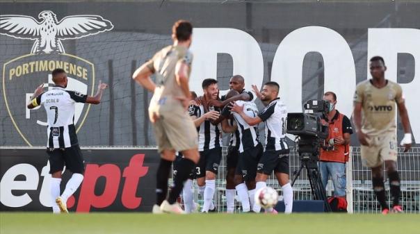 Portimonense vence Boavista e sai da zona de despromoção