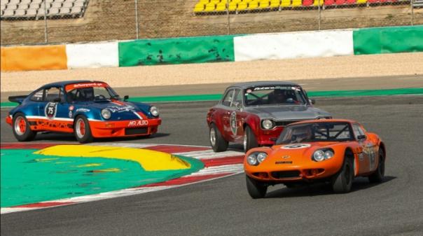 Autódromo Internacional do Algarve recebe Iberian Historic Endurance este fim de semana