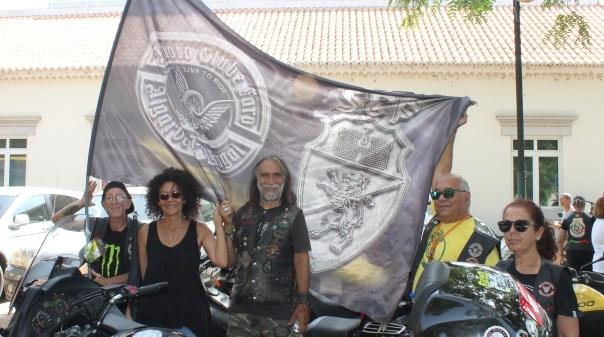 """Primeira sessão de """"Estúdio Quintalão"""" com o tema """"A Cultura Motociclista em Faro"""""""