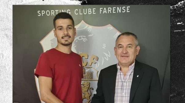 Guardião Ricardo Velho deixa Sporting de Braga e reforça Farense