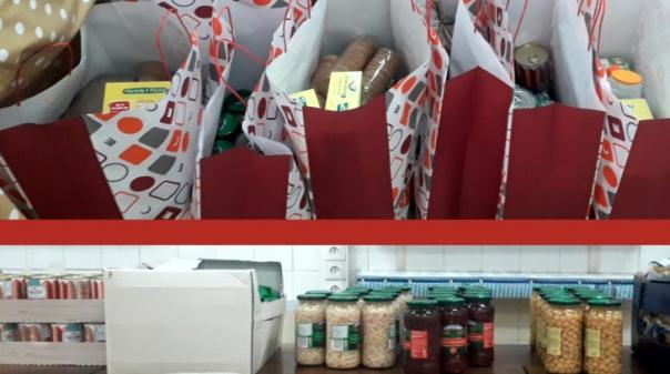 Município de Silves e comunidade estrangeira entregaram cabazes alimentares a famílias carenciadas