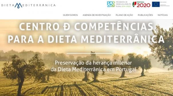 Câmara de Tavira disponibiliza página do Centro de Competências para a Dieta Mediterrânica