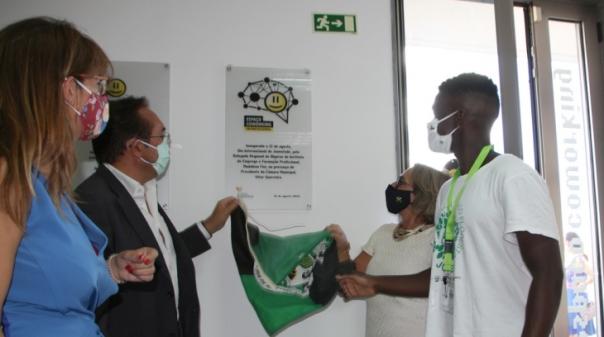 São Brás de Alportel inaugurou espaço de apoio ao empreendedorismo local