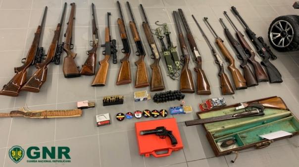 Vila do Bispo:Detido por disparar arma de fogo embriagado