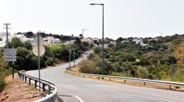 Estrada que liga Almancil a Loulé vai ser requalificada com nova rotunda