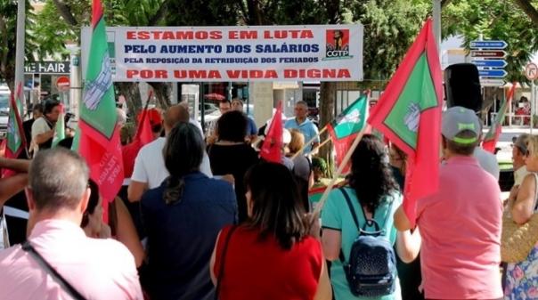 Sindicato denuncia «desrespeito pelos trabalhadores» no Hotel Paladim Alagoa Mar