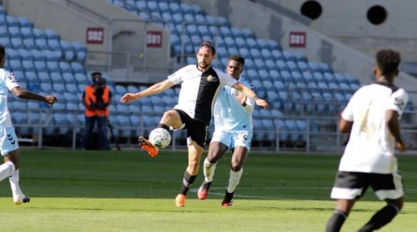 I Liga:Farense perde frente ao Nacional no Estádio Algarve