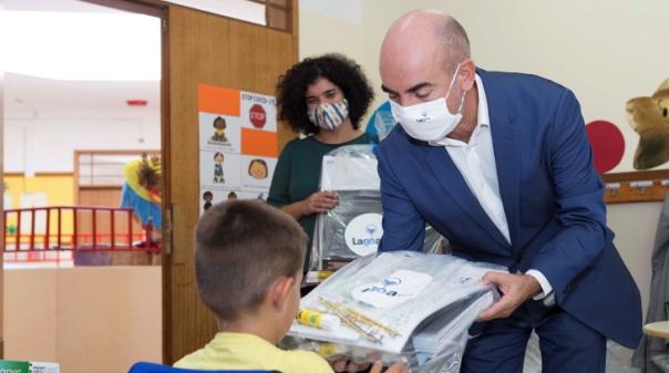 Conheça as novas medidas do programa de apoio às escolas de Lagoa