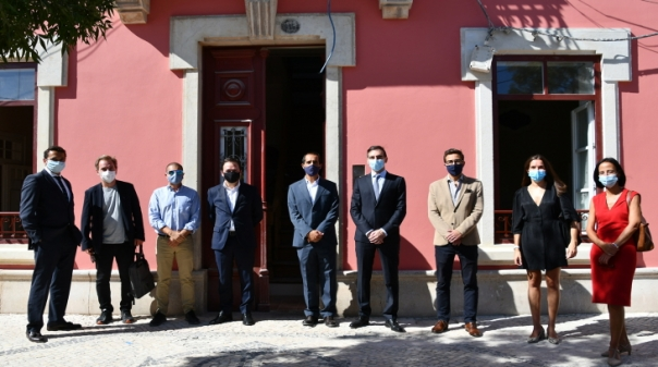 Imóvel do século XIX recuperado em Vila Real de Santo António terá utilização turística
