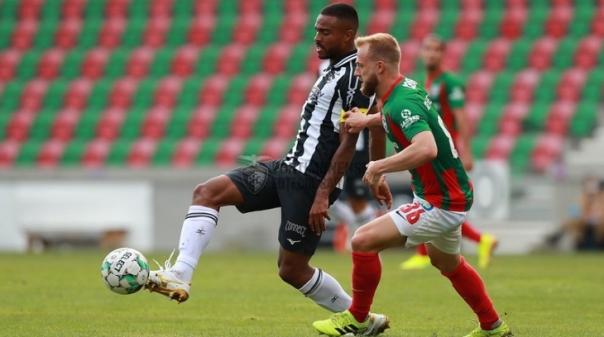 Portimonense soma primeiro triunfo na I Liga no reduto do Marítimo