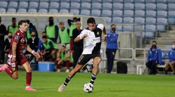 I Liga:Farense e Famalicão empatam a três golos no Estádio Algarve