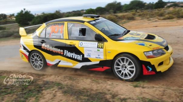 Rallye Casinos do Algarve vai para a estrada sem público a assistir