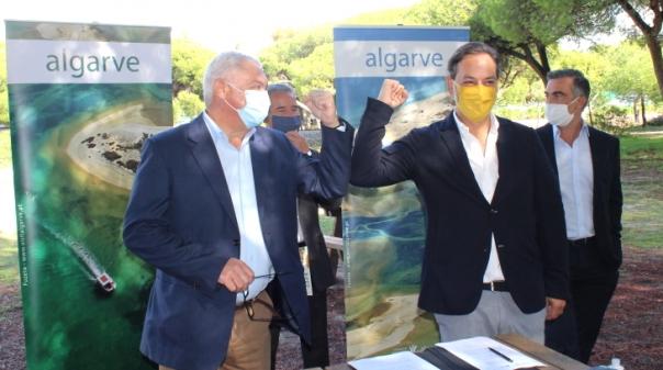 Turismo do Algarve entregou ao ICNF equipamento para promover Centro de Educação Ambiental de Marim