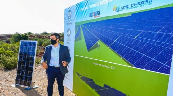 Construção de central fotovoltaica em Paderne arranca este ano - promotor