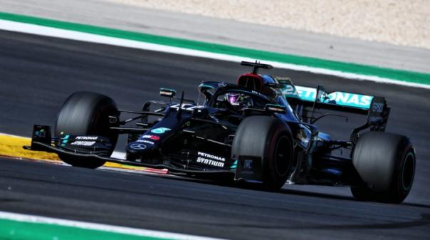 F1/Portugal: Hamilton vence GP de Portugal e torna-se no mais vitorioso de sempre