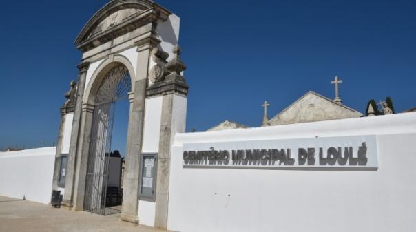 Covid.19:Cemitérios do concelho de Loulé abertos no Dia de Todos os Santos, mas com novas regras